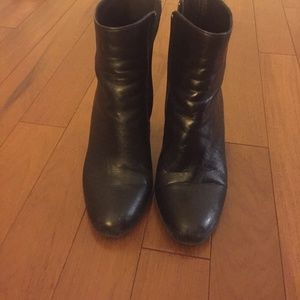 Opening Ceremony Black Ankle Boots - Size 8.5